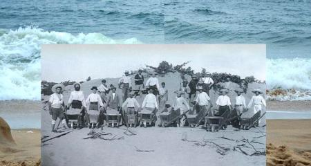 המריצנים תלאביב 1909 אברהם סוסקין