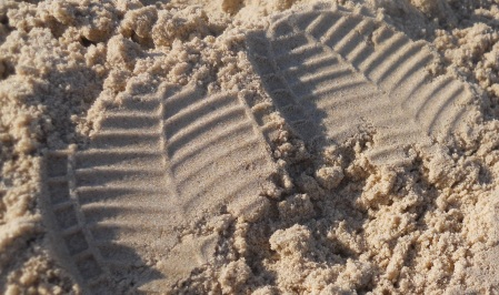 החול ואני