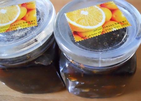 ריבת תפוזים
