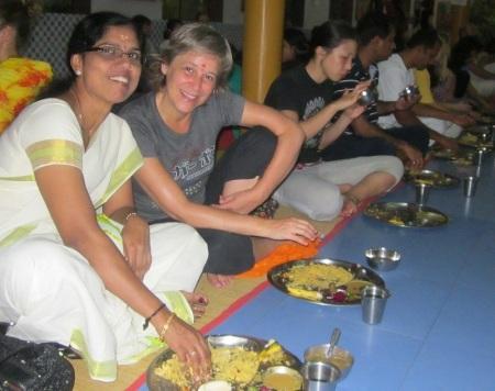 prasobha & me  . פרשובהא ואני