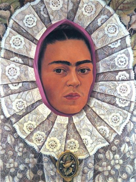 Frida Kahlo .
