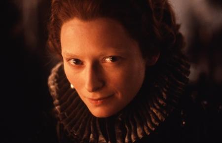 Tilda Swinton . Sally Potter's 1992 film Orlando